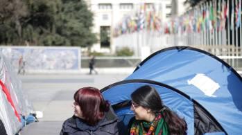 Tents Geneva