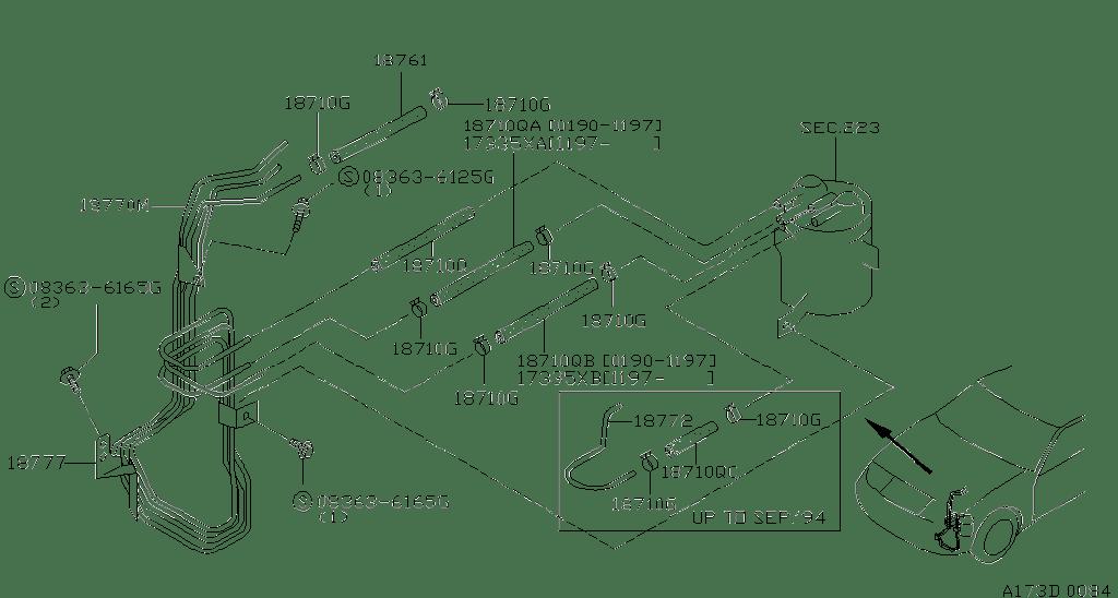 Vacuum Hose: Z32 Vacuum Hose Diagram