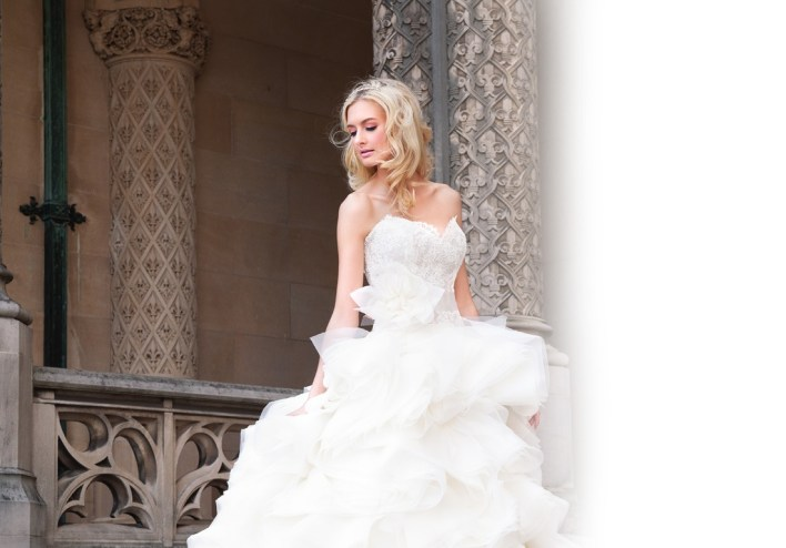 J. Majors Bridal Boutique Sample Sale June 21, 2014 - Fairly Southern