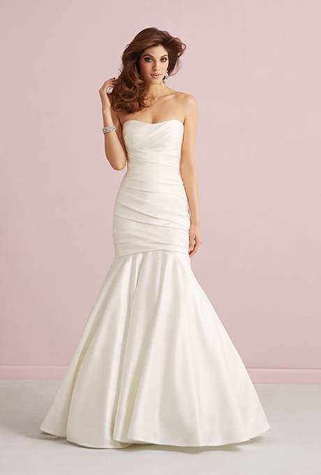 Style 2752F by Allure Romance, $618 - Fairly Southern