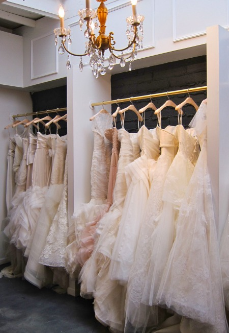 How to Brace Yourself for Wedding Dress Shopping via Loverly - Fairly Southern