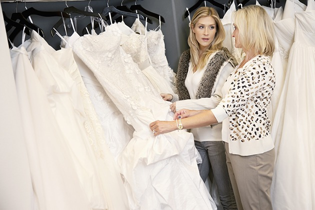 9 Things NOT to Say at a Friend's Wedding Dress Appointment via Brides - Fairly Southern