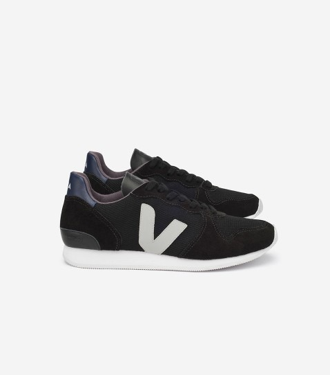 Veja Holiday Low Top Black Oxford Grey | Fairly Southern