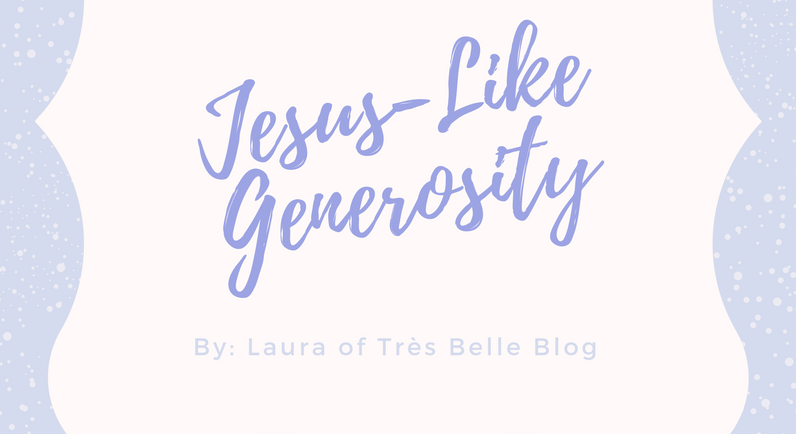 A lesson on Jesus-like generosity on NOM NAM NOM | Fairly Southern