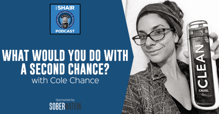 SHAIR Podcast: Dope Sick with Cole Chance. Inspirational story of how yoga instructor Cole Chance beat addiction. | Fairly Southern