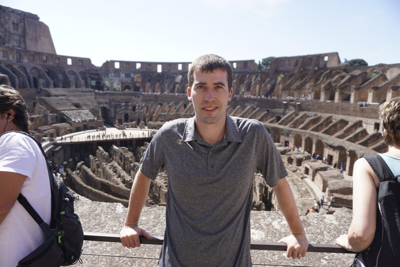 The Colosseum, Rome | Fairly Southern