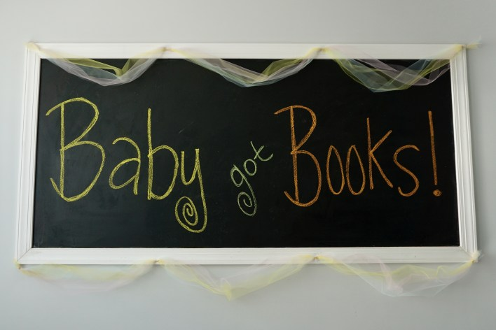 Book-Themed Baby Shower | Fairly Southern