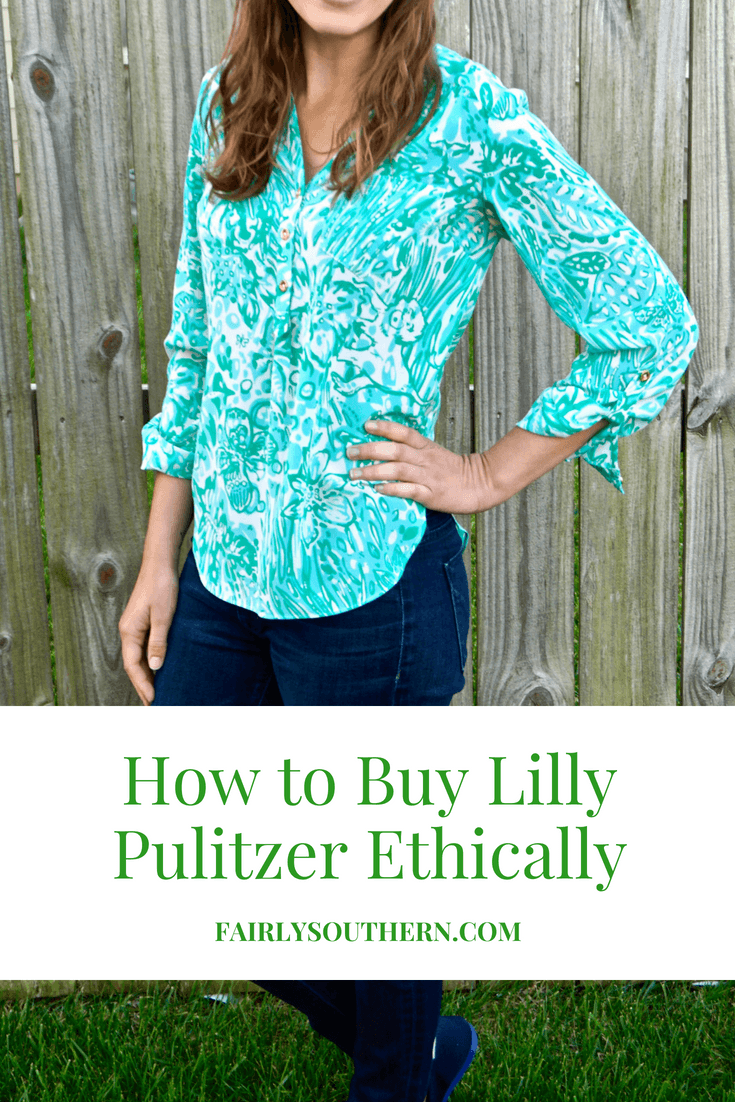 How to Buy Lilly Pulitzer Ethically
