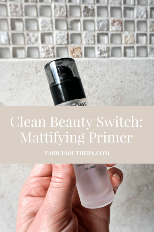 "Clean Beauty Switch: Mattifying Primer. Review of Lancome La Base Pro Primer, 100% Pure Mattifying Primer and Estee Lauder ""The Mattifier"" Primer! 