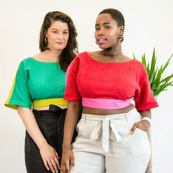 Alice Alexander - Plus Size Ethical Fashion Shopping Guide | Fairly Southern
