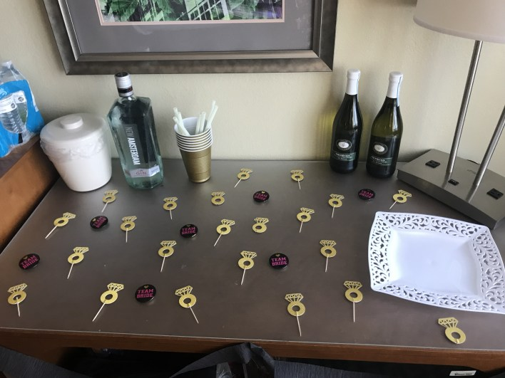 Bachelorette Party Decorations | Fairly Southern