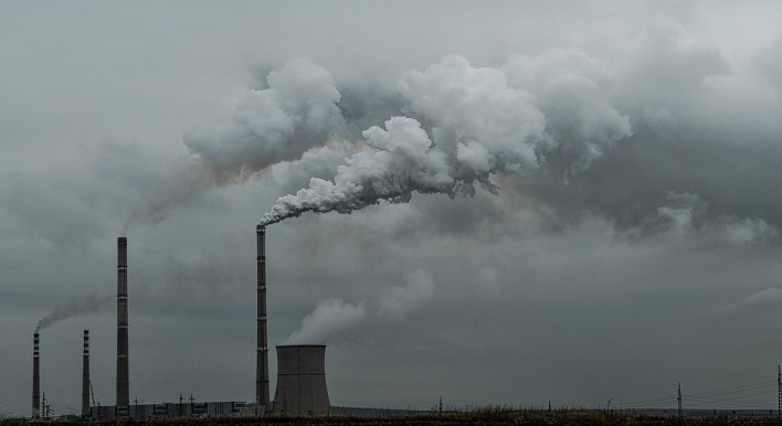 Airborne Gas Pollution from Factory - Why It's Important to be Eco-Friendly | Fairly Southern