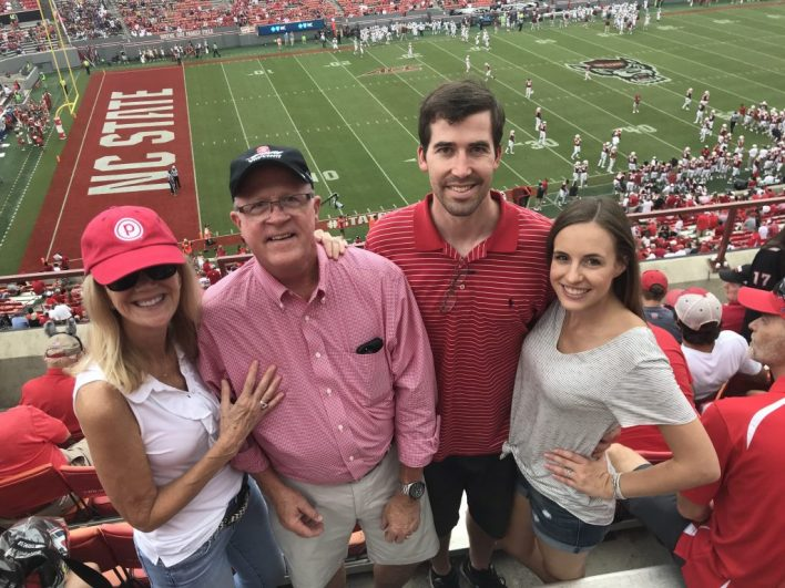 NC State Football Game | Fairly Southern