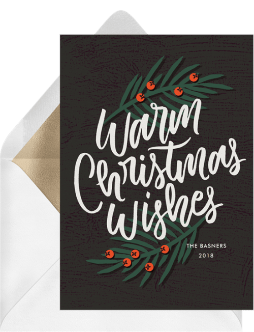 Electronic Christmas Card from Greenvelope   Electronic Holiday Cards: 5 Reasons to Make the Switch!   Fairly Southern