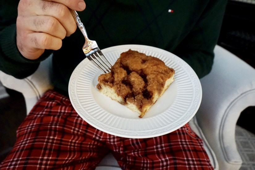 Southern Christmas Morning Traditions: Moravian Sugar Cake     Fairly Southern
