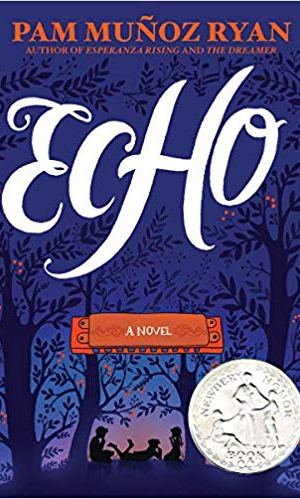 Book Review: Echo by Pam Munoz Ryan  |  Fairly Southern