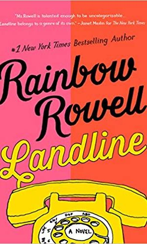 Book Review: Landline by Rainbow Rowell  |  Fairly Southern