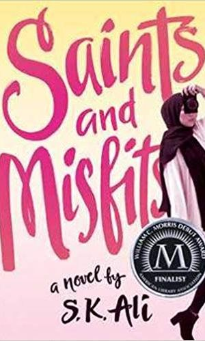 Book Review: Saints and Misfits by S.K. Ali |  Fairly Southern