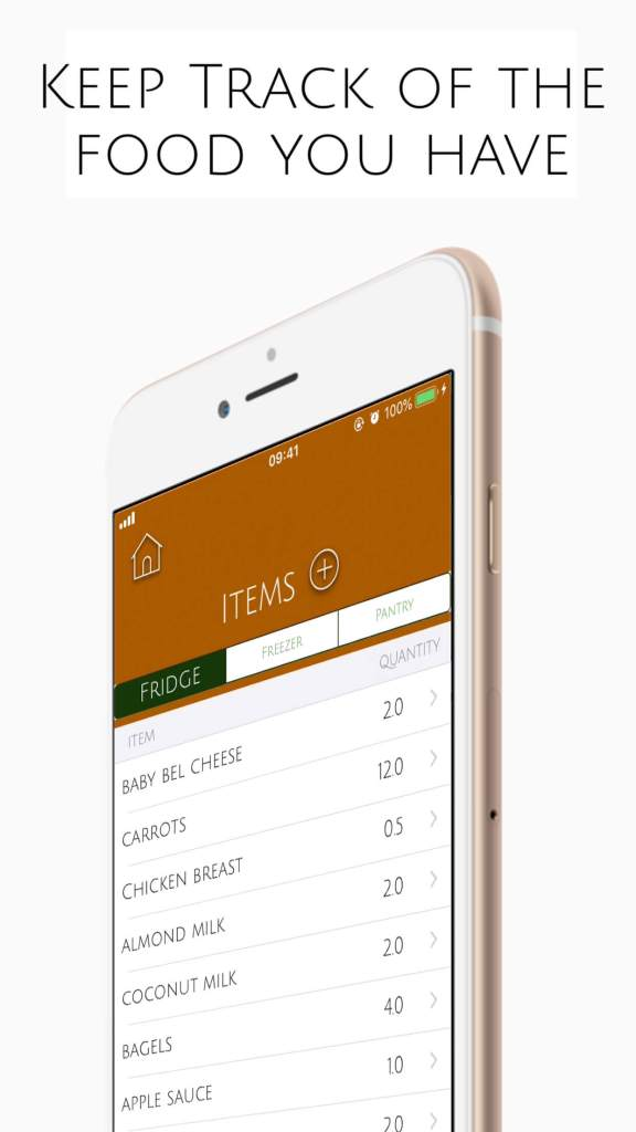 Food Companion app - This App Helps You Reduce Food Waste: Review of the Food Companion App  |  Fairly Southern