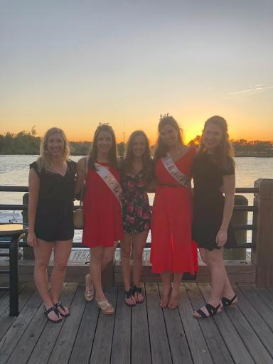 Bachelorette party in Wilmington, NC  |  Fairly Southern