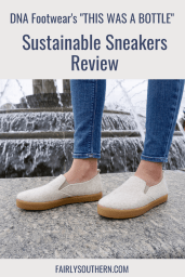 "DNA Footwear ""THIS WAS A BOTTLE"" Sustainable Sneakers Review 