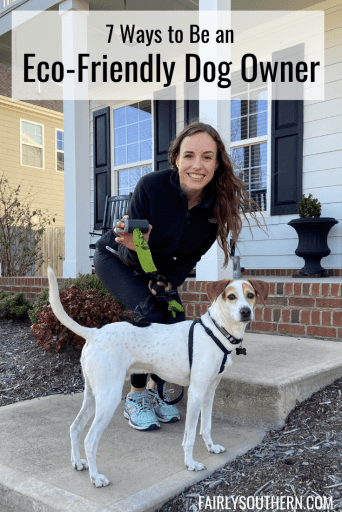 7 Ways to Be an Eco-Friendly Dog Owner | Fairly Southern