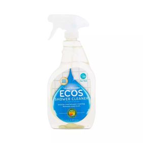 Ecos Shower Cleaner - My Favorite Eco-Friendly Cleaning Products  |  Fairly Southern
