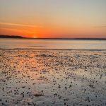 Calibogue Sound Sunset in Hilton Head Island, South Carolina | Fairly Southern