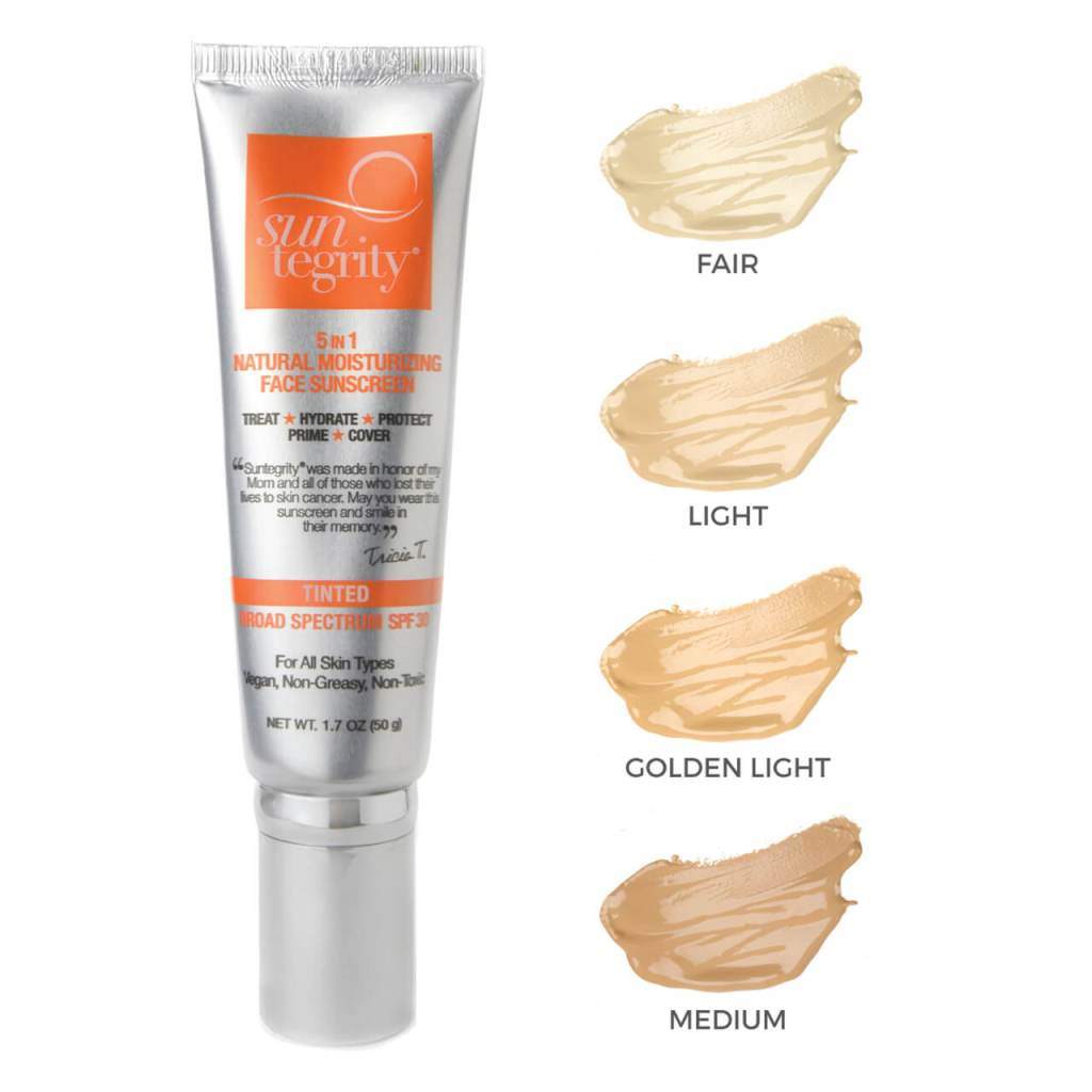 Suntegrity 5-in-1 BB Cream Sunscreen - Clean Sunscreen Guide  |  Fairly Southern