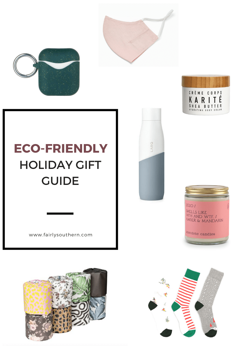 Eco-Friendly Holiday Gift Guide