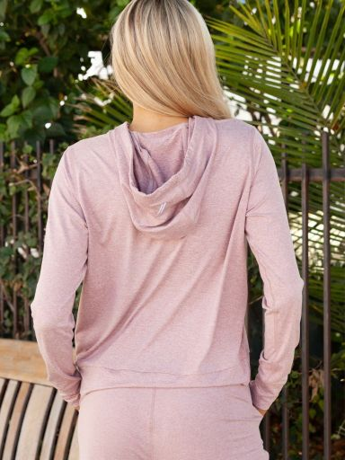 Recycled Polyester Panama Hoodie by Thread & Supply | Eco-Friendly Holiday Gift Guide | Fairly Southern