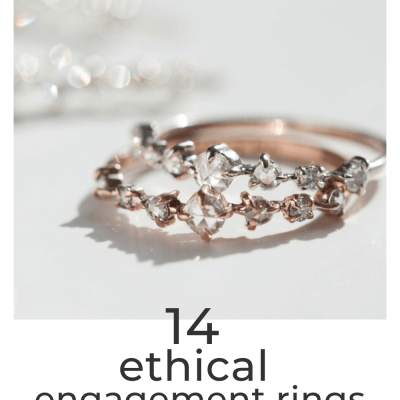 Fair Trade, Ethically Sourced, and Conflict-Free Engagement Rings (and Other Fine Jewelry!)