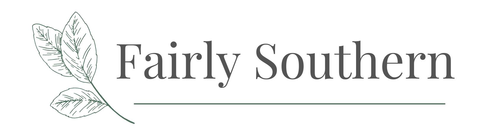 Fairly Southern logo