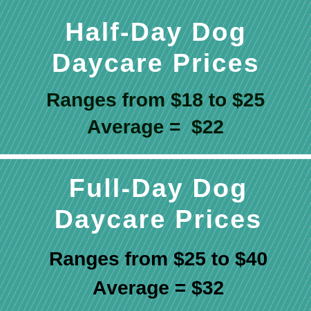 Dog Daycare Prices: Doggy daycare cost for Philadelphia, PA