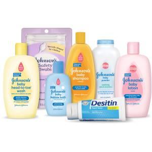Baby Bath / Skin Care