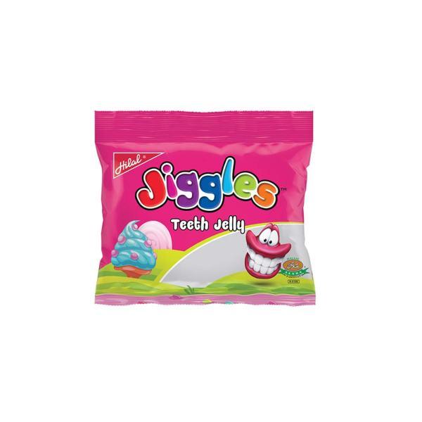 Hilal Jiggles Teeth Jelly