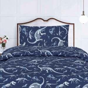 dinosaur bed sheet