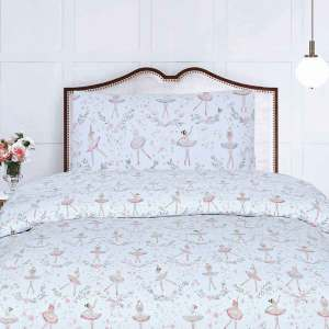 fairy doll kids bed sheet
