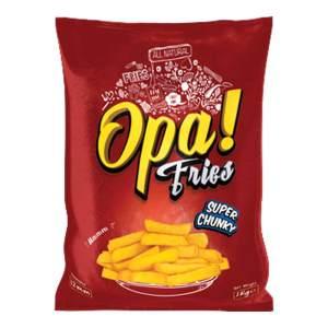 Opa Super chunky fries