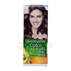 Garnier Hair Color Natural Light Golden Brown 5.3