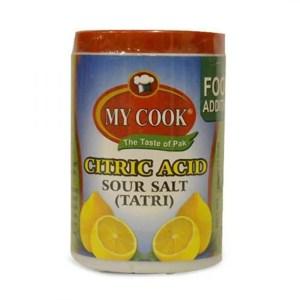 ,y cook citric acid