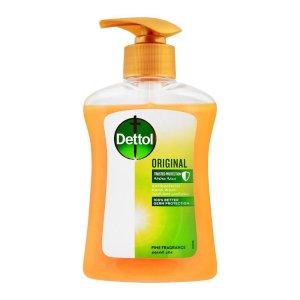 Dettol Original Pine fragance hand Wash