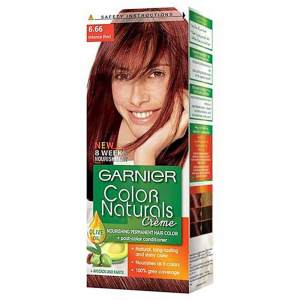 Garnier Hair Color Intense Red