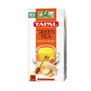 Tapal Green Tea Ginger Honey