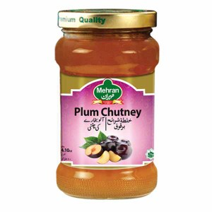 Meharn Plum Chutney