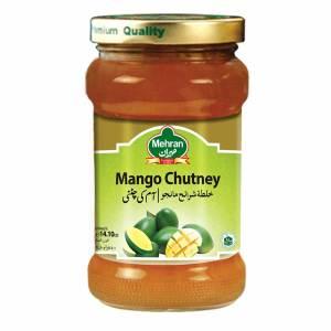 Mehran Mango Chutney