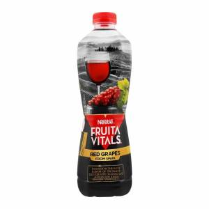 Nestle Fruita Vitals Red Grapes (From Spain)