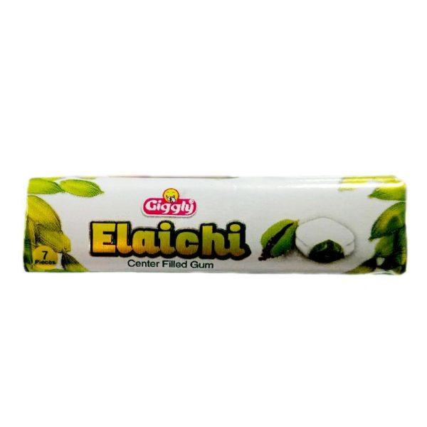 Giggly Elaichi Center filled Gum