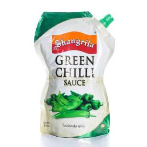Shangrila Green Chilli Sauce