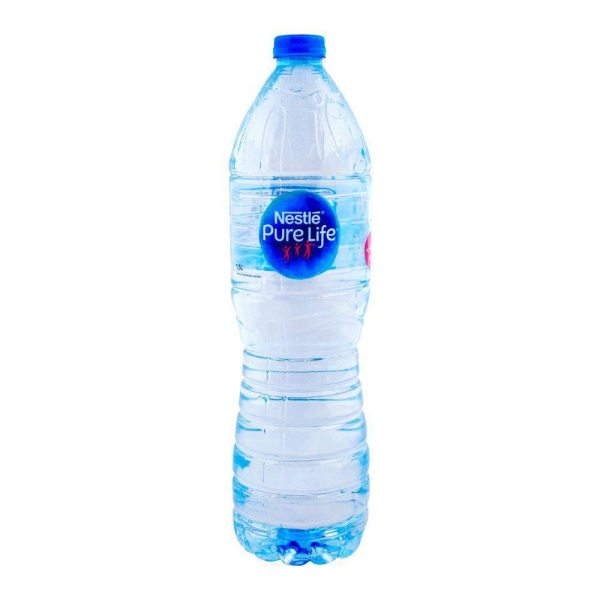 Nestle pure Life drinking Water